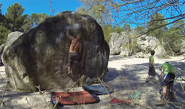 A Beginner's Guide To Bouldering In Fontainebleau