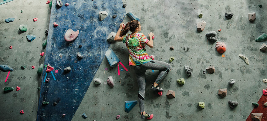 How To Get Into Climbing