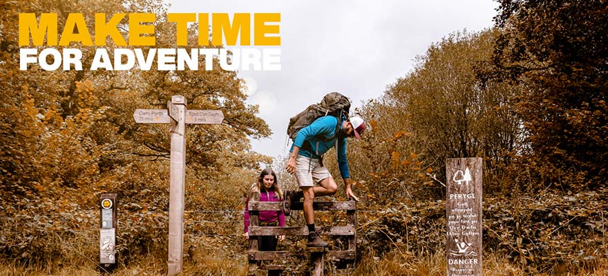 Make Time For Adventure This Autumn