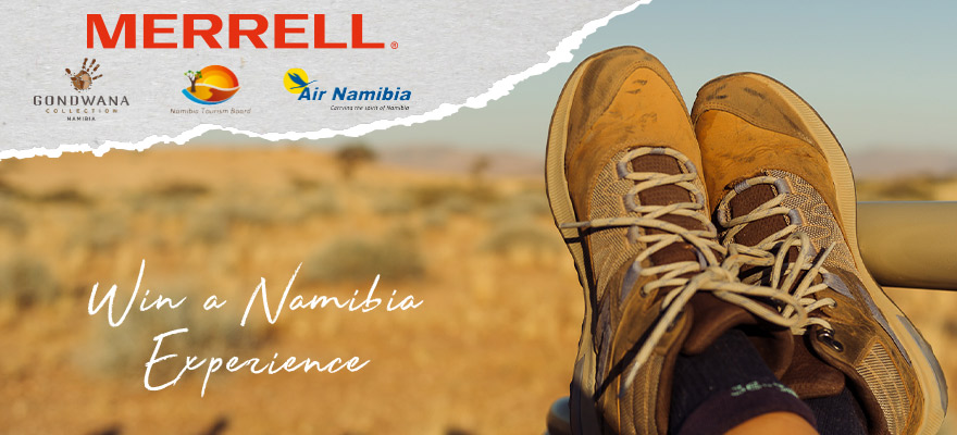 Win A Namibian Adventure