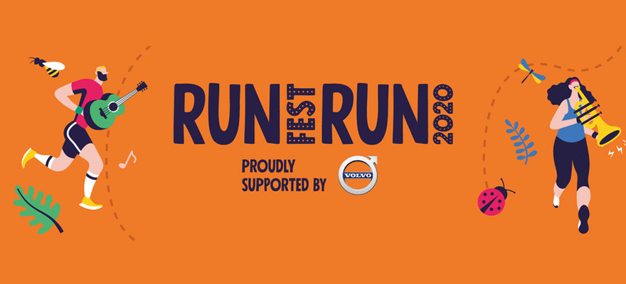 Win tickets to the UK's biggest running festival – RunFestRun