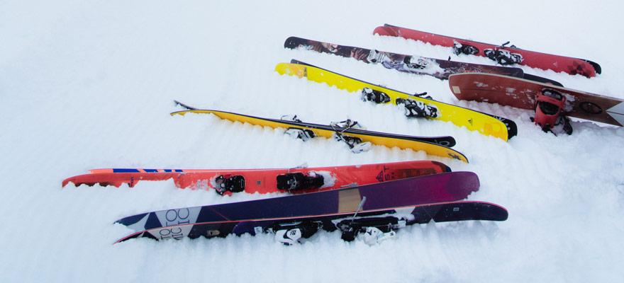 Holiday Ski Servicing Essentials