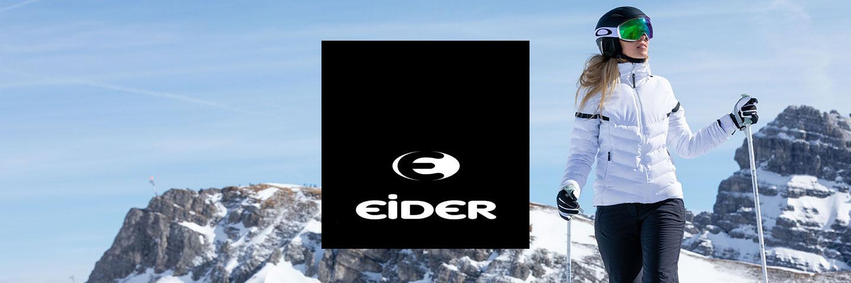 Eider brand logo