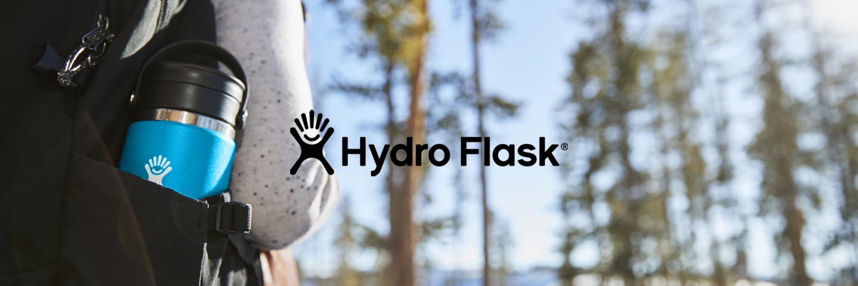 Hydro Flask brand Logo