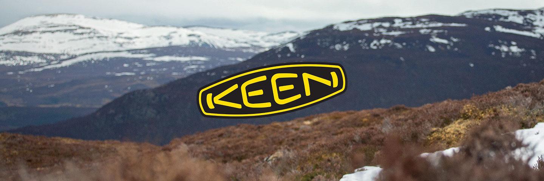 Keen Brand Logo
