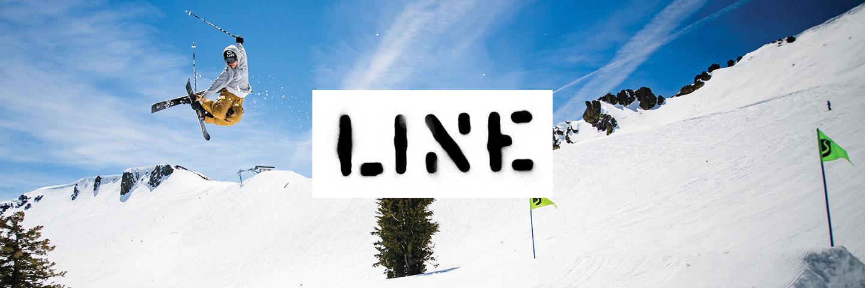 Line Brand Hero