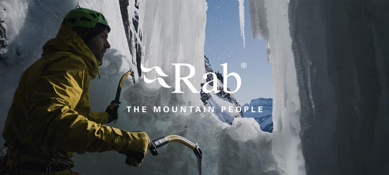Rab Brand Logo
