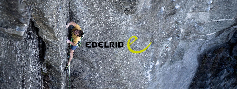Edelrid Brand Logo