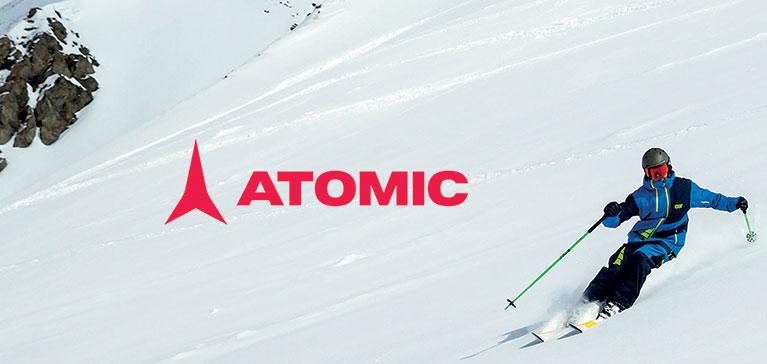 Atomic Brand Logo