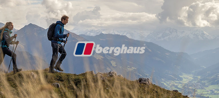 Berghaus Brand Logo