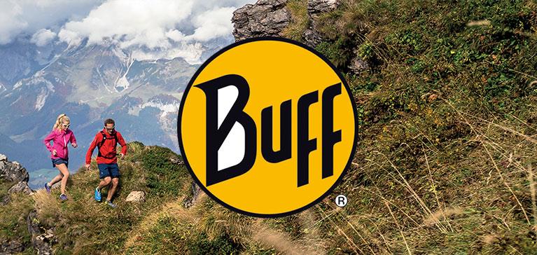 Buff Brand Logo