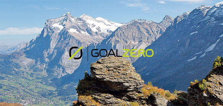 Goal Zero  Brand Logo