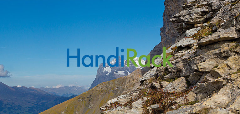 Handirack Brand Logo