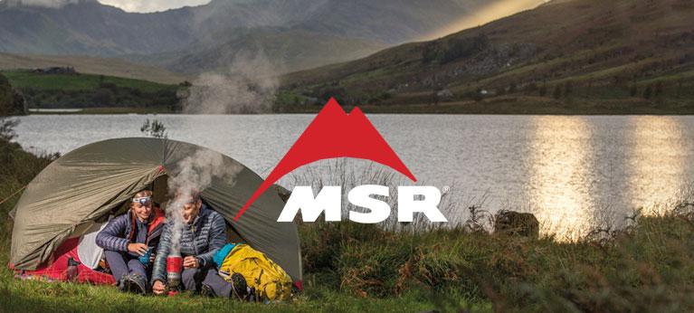 MSR brand Logo