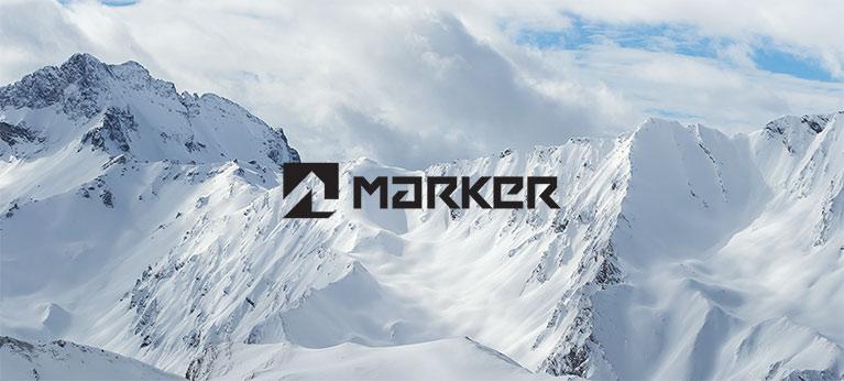 Marker Brand Logo