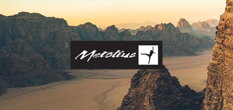 Metolius Brand Logo