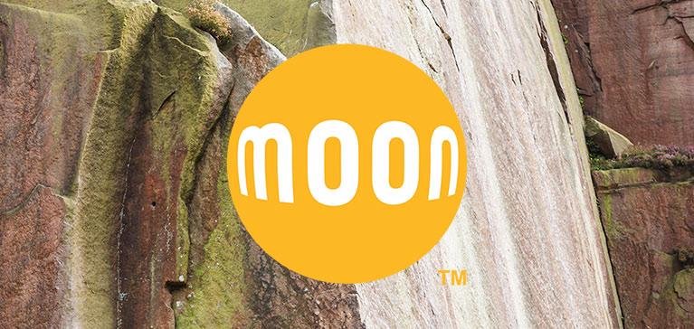 Moon Brand Logo