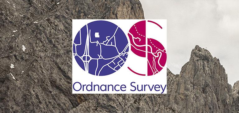 Ordnance Survey Brand Logo