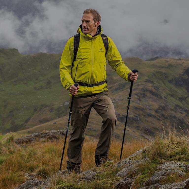 Men's Hiking Spring/Summer '19