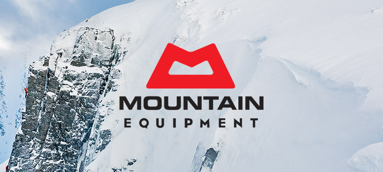 Mountain Equipment clothing and gear