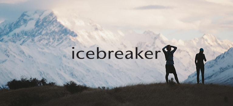 Icebreaker Merino Wool Base Layers from New Zealand's South Island