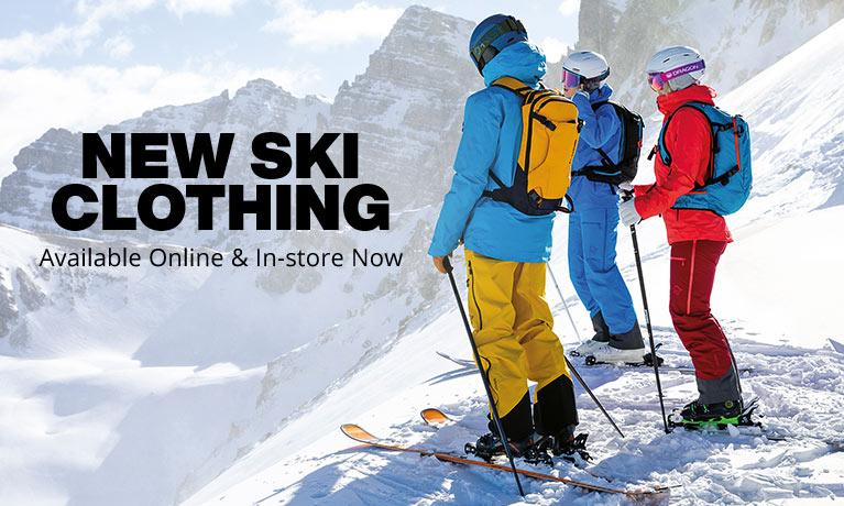 New Season Ski Clothing