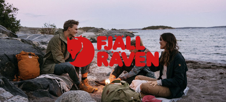 Fjallraven clothing & accessories