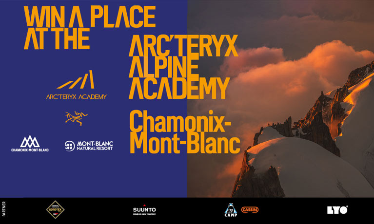 Arcteryx Competition