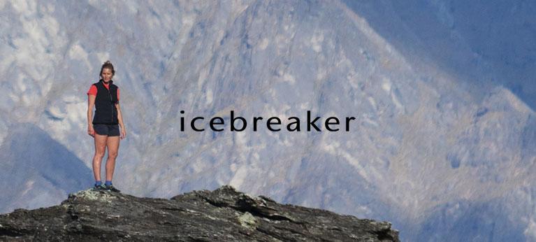 Icebreaker Merino Wool Base Layers from New Zealand's South Island