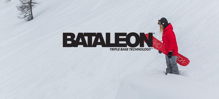 New Bataleon Snowboards