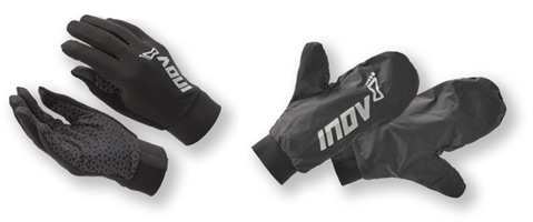 different types of running gloves
