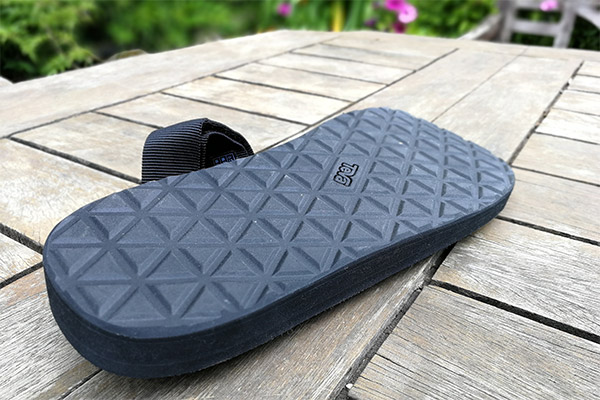 Teva Sandal Durabrasion sole