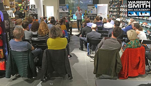 warren smith academy lecture