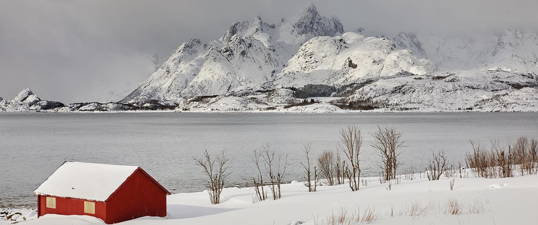 Norrona Lofoten building