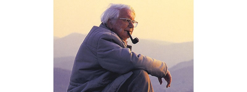 Alfred Wainwright By Derry Brabbs