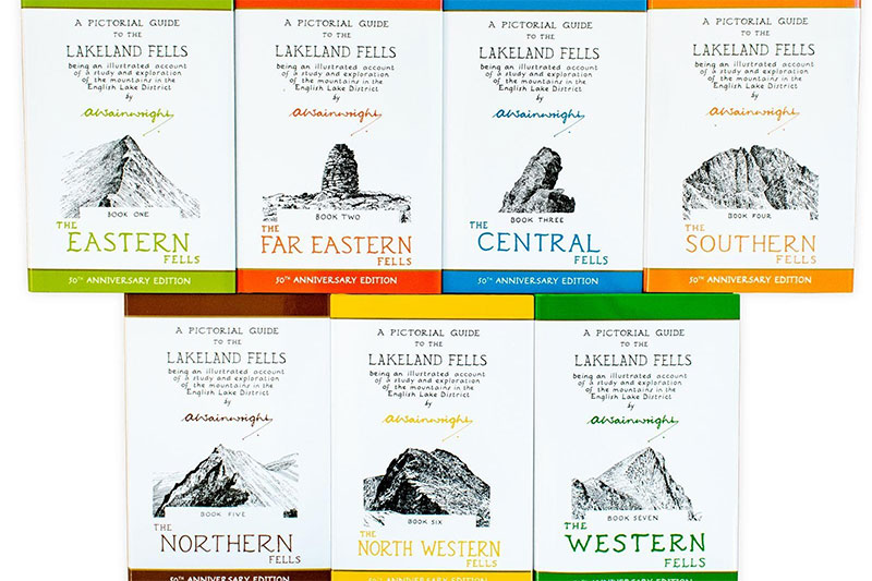 Wainwright's Pictorial Guide To Lakeland Fells