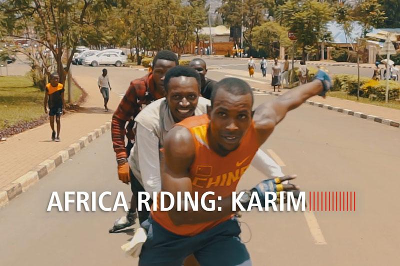 Africa Riding: Karim