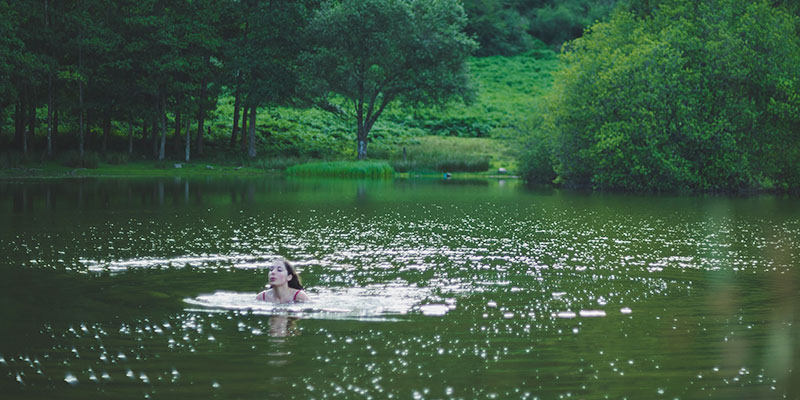 Sian Lewis Wild Swimming