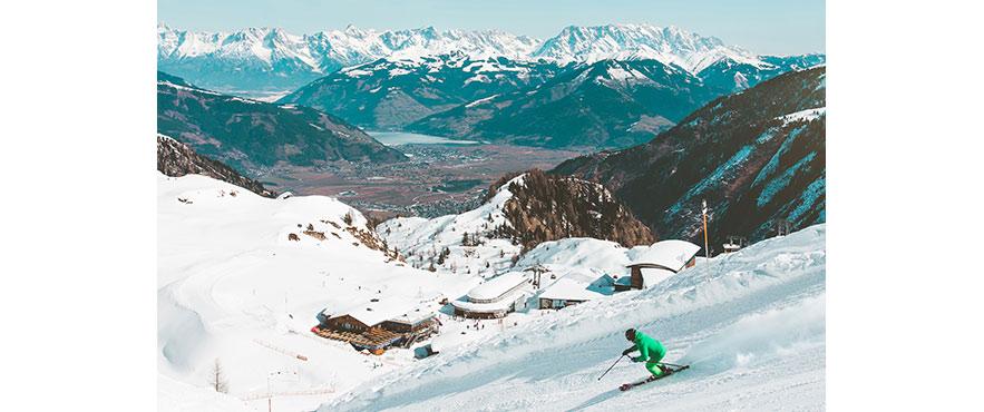 Where to go - ski resort