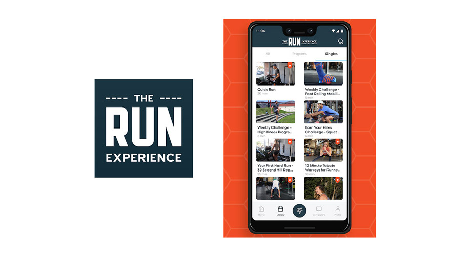 The Run Experience App