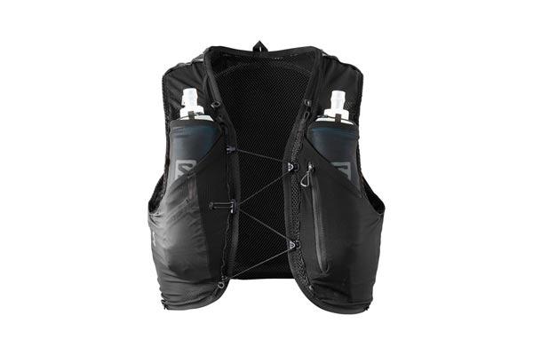 A hydration rucksack