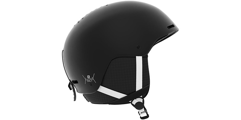 Salomon Boy's Pact Snowsports Helmet
