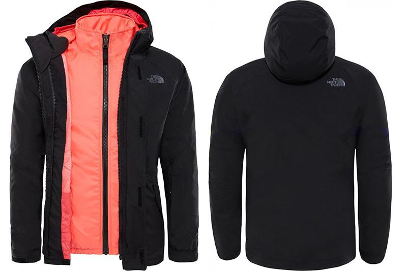 Girls' Kira Tri Snow DryVent Snowsports Jacket