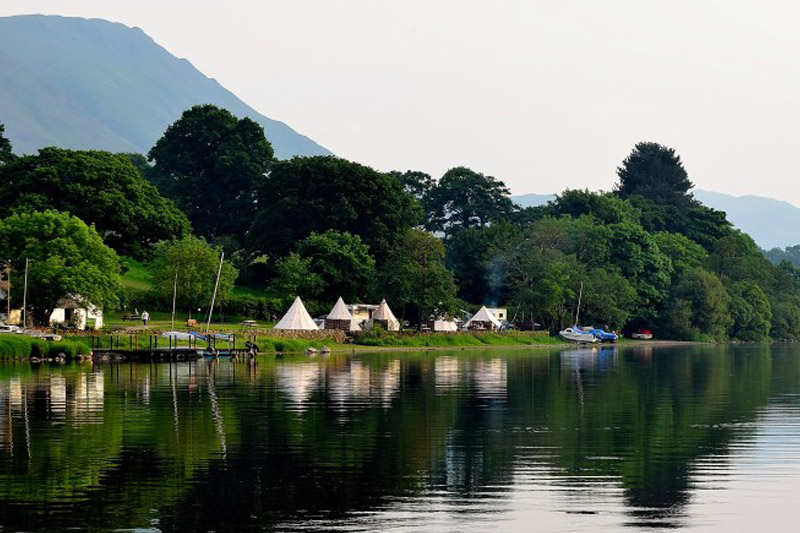 Waterside Lake Campsite