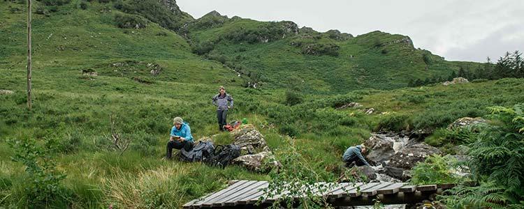 Knoydart Wilderness Weekend