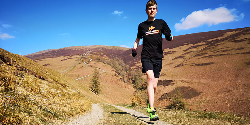 Alex Staniforth Trailfly review breathable materials