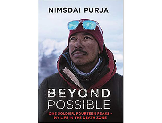 Beyond Possible: One Soldier, Fourteen Peaks Book Cover