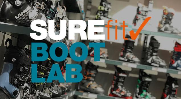 surefit boot lab logo