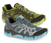 Win a Pair of Merrell All Out Blaze Shoes Ellis Brigham