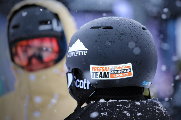 EB Freeski Team Helmet
